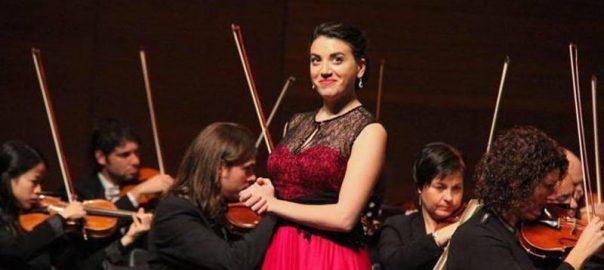 Clare Ghigo Mezzo Soprano