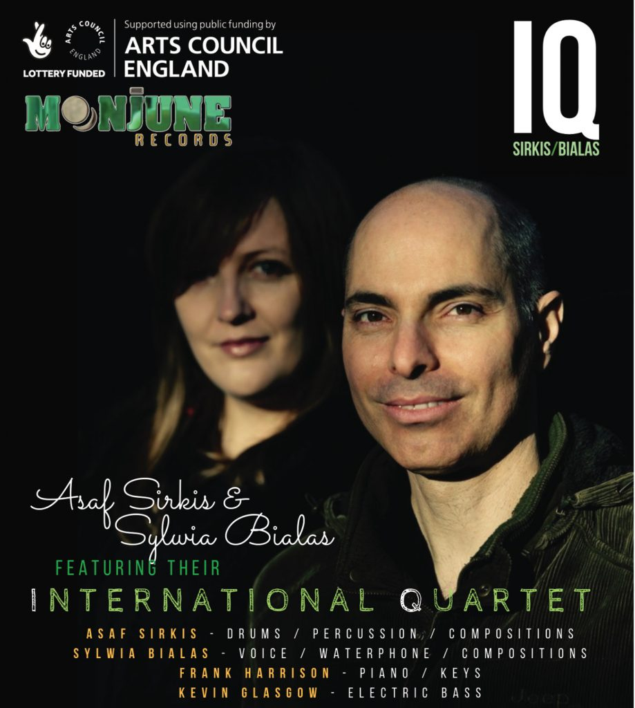 Asaf Serkis & Sylwia Bialas International Quartet International Quartlet
